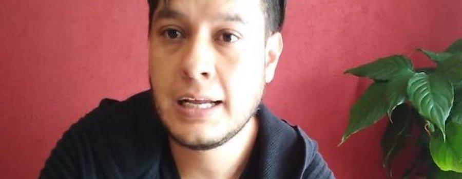 Entrevista a Edgar Becerra  Maestro de música y becario del PECDA