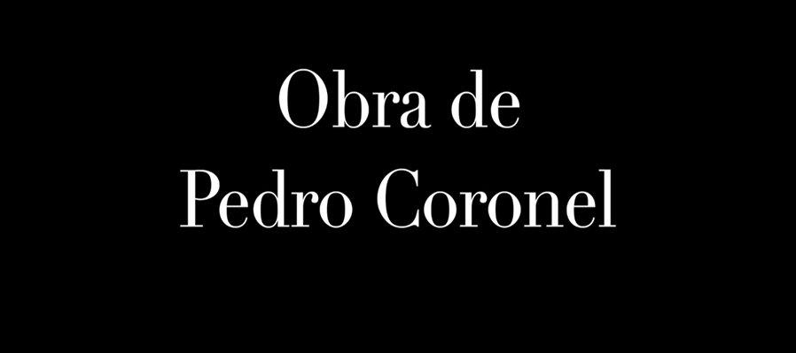 Obra de Pedro Coronel