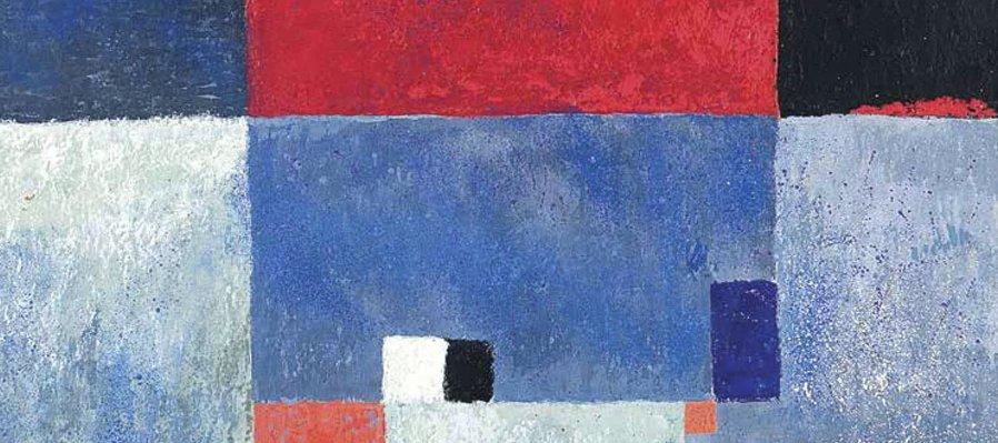 Carlos Pellicer, Abstracto