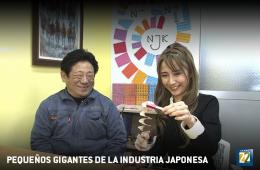 Pequeños gigantes de la industria japonesa