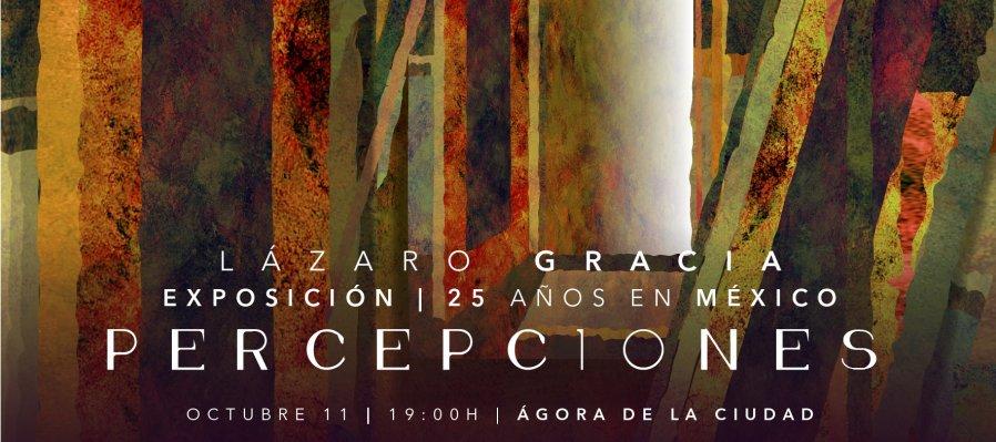 Percepciones. 25 años en México