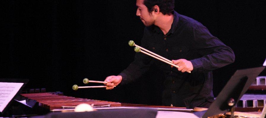 México, Latinoamérica y Europa unidos por el ritmo y timbre de la Percusión