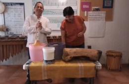 Recital con instrumentos de percusión