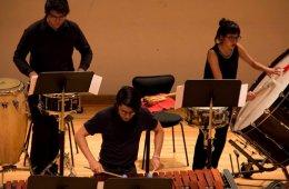 Percussion Ensemble   Carlos Chávez School Orchestra