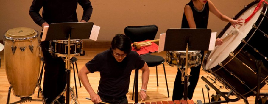 Percussion Ensemble | Carlos Chávez School Orchestra