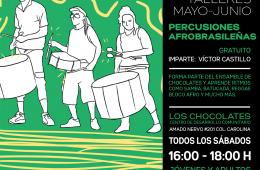 Afro-Brazilian Percussions