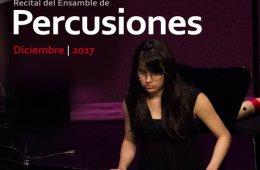 Michael Burritt and the Percussion Ensemble of Carlos Ch�...