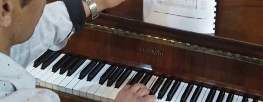 Clases de piano con José Ramón Aguirre Medrano Casa de la Cultura de Durango III