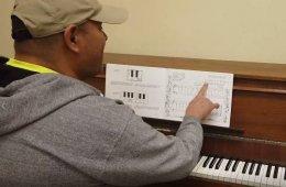 Clases de piano con el maestro Juan Torres Montoya
