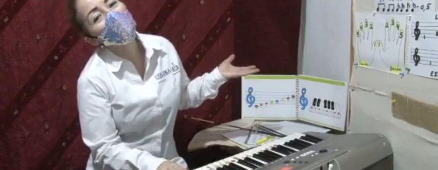 Curso de piano: sesión 5
