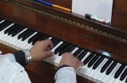 Clases de piano con José Ramón Aguirre Medrano Casa de ...