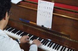 Clases de piano con  José Ramón Aguirre Medrano Casa de...