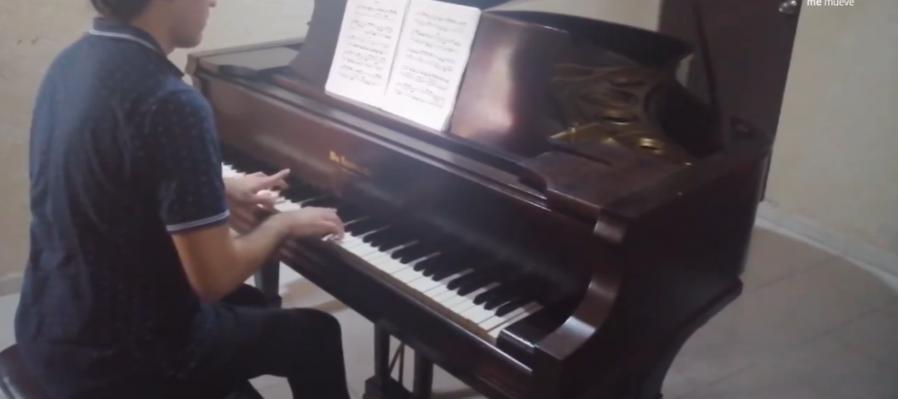 El piano de concierto a través de muchos creativos
