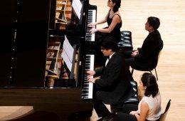 Recital de Piano de la Orquesta Escuela Carlos Chávez
