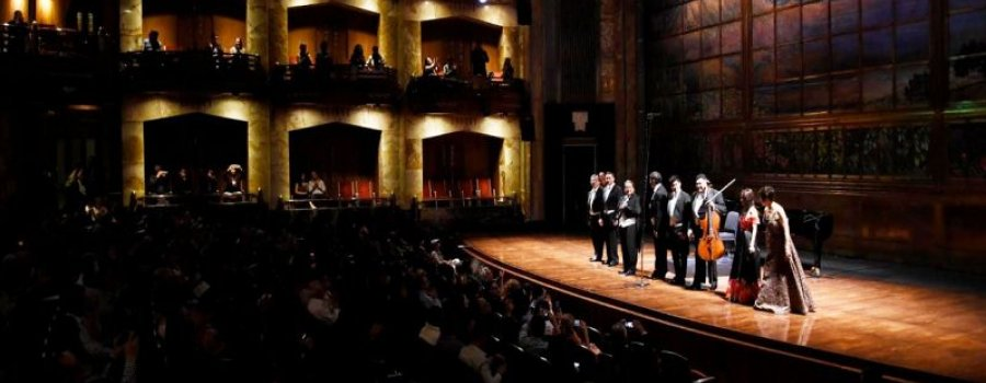Concertistas de Bellas Artes. Primera Gala 2021