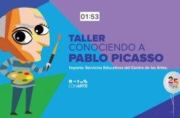 Taller: conociendo a Picasso
