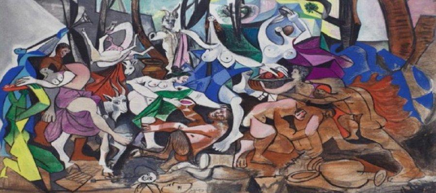 Picasso, Genio de las Artes