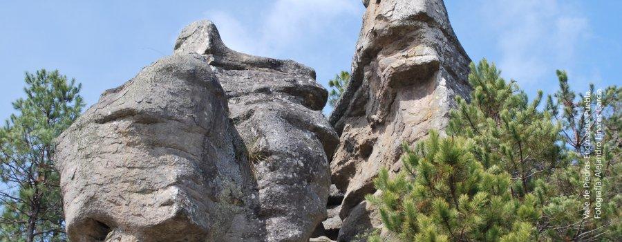 Piedras Encimadas. Puebla