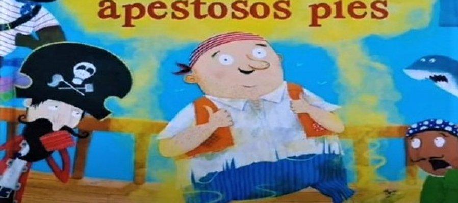 Cuento: El pirata Pepe y sus apestosos pies