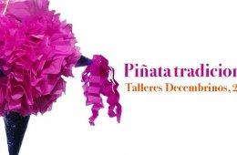 Piñata tradicional de barro