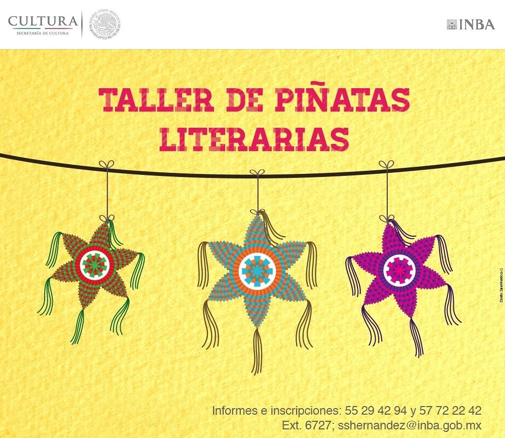 Piñatas literarias..