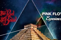Concierto Pink Floyd Experience con The Red Eye Band