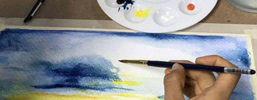 Pinta como un artista