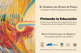 Pintando la educación