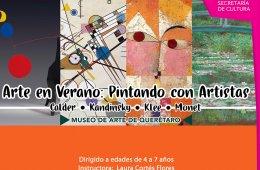 Pintando con: Vasily Kandinsky