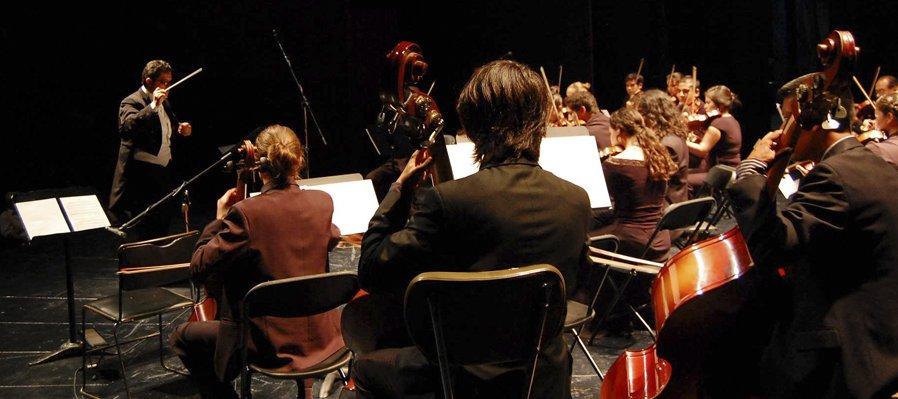 Orquesta Sinfónica Pinto Reyes