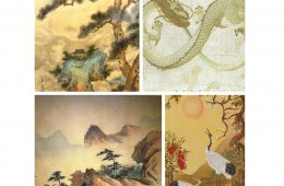 Pintura Japonesa (Sumi E)