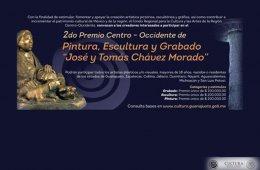 2° Premio Centro-Occidente de Pintura, Escultura y Graba...