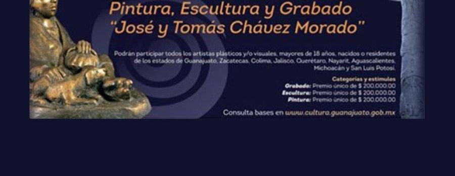 2° Premio Centro-Occidente de Pintura, Escultura y Grabado José Tomás Chávez Morado