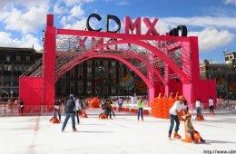 Pista de Hielo de la CDMX
