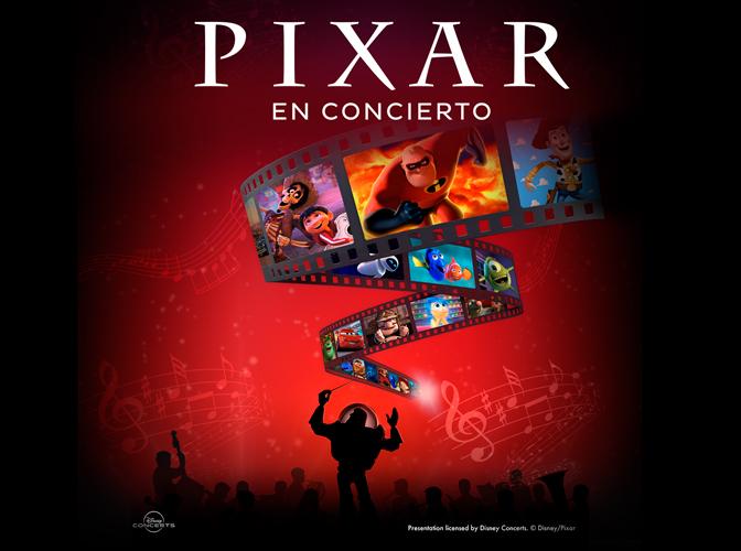 Pixar en concierto