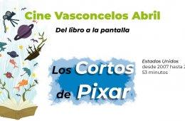 Los cortos de Pixar