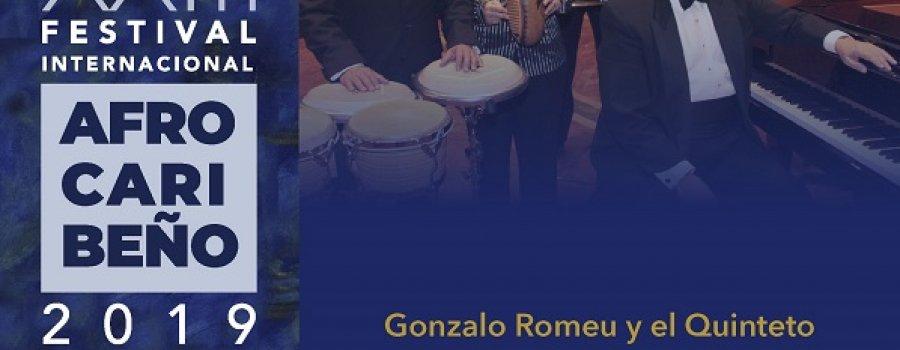 Gonzalo Romeu y el Quinteto