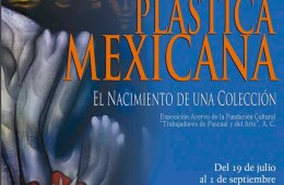 Plástica mexicana. El nacimiento de una colección