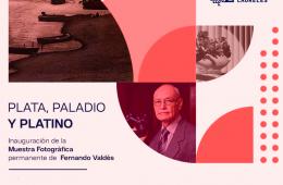 Fernando Valdés: plata, paladio y platino