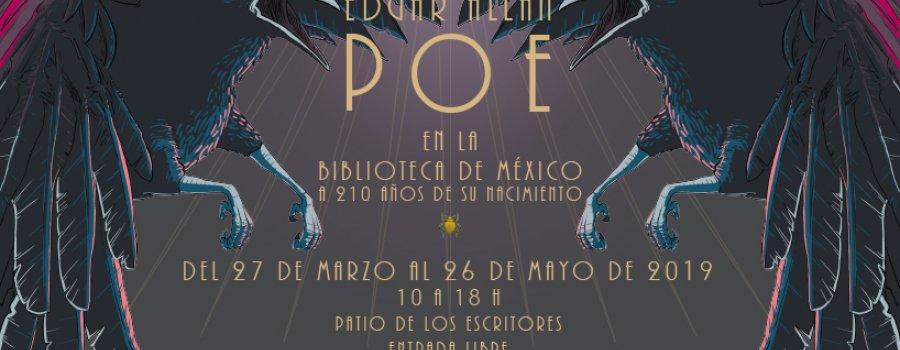 Un encuentro con Edgar Allan Poe a 210 años de su nacimiento