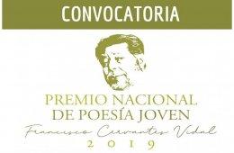 Premio Nacional de Poesía Joven Francisco Cervantes Vida...
