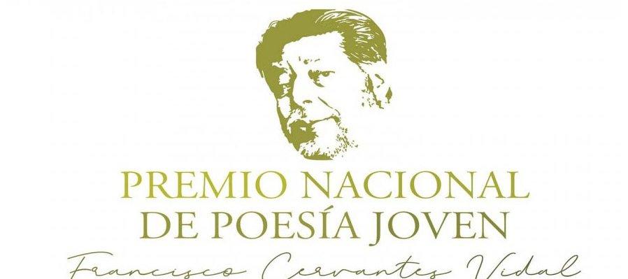 Premio Nacional de Poesía Joven Francisco Cervantes Vidal 2019