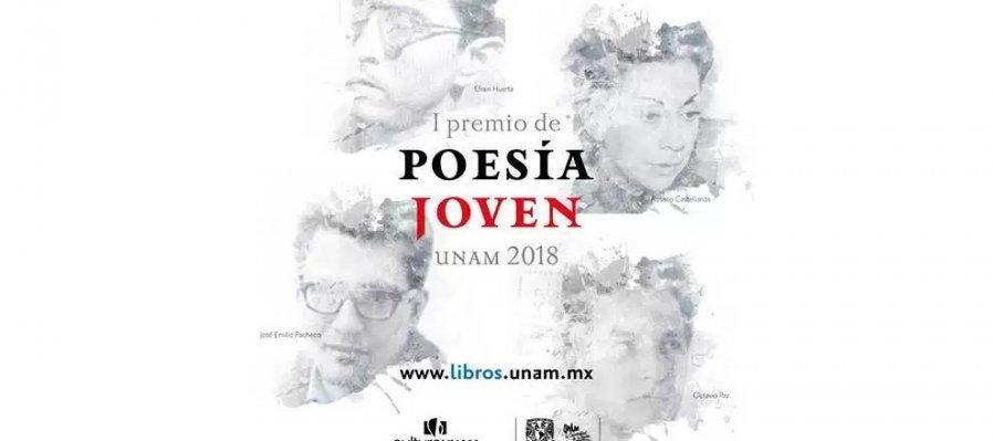 I Premio de Poesía Joven. UNAM 2018
