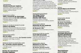 X Festival de Poesía Tijuana-San Diego, PoeTi-Sa Fest 20...