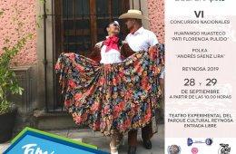 """VI Concursos Nacionales de Huapango """"Pati Florencia Pul..."""
