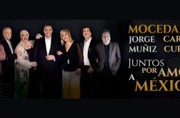 Juntos por amor a México