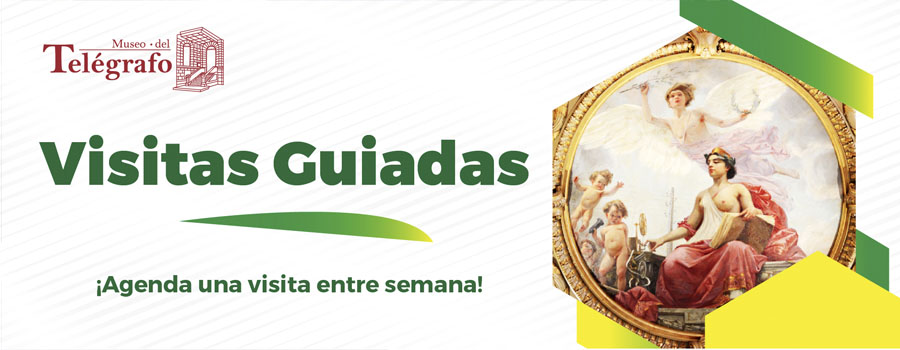 Visitas Guiadas por el Museo del Telégrafo