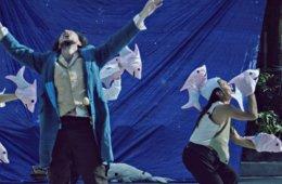 Moby Dick (entre la danza y la literatura)