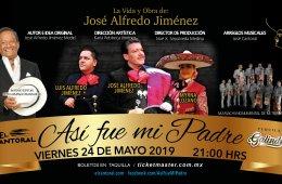 Así fue mi padre por José Alfredo Jiménez Medel