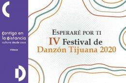 Esperaré por ti. IV Festival de Danzón Tijuana 2020